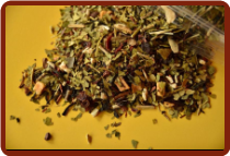 The Happy Sampler 5 Teas