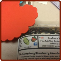 The Canterbury Strawberry Chocolate Mint